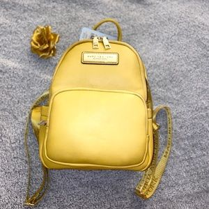 MARC NY - Mini Backpack/Pipping Detail